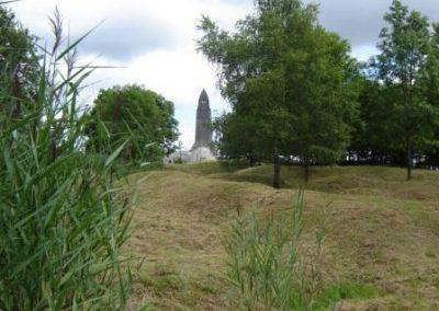 Thiaumont, près de Douaumont