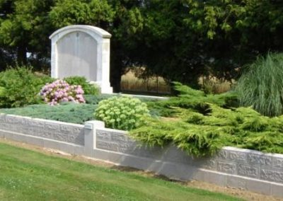 La nécropole de Lihons