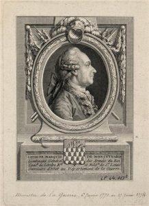 Louis François de Monteynard