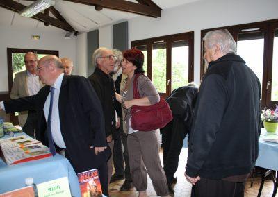 Salon du Livre de La Pierre 2012